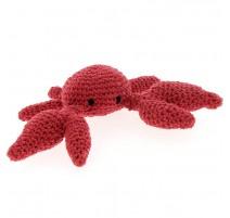 Kit Amigurumi Crabe Toby - Hoooked
