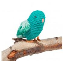 Kit Amigurumi « Les oiseaux de l'amour Rico » Hoooked
