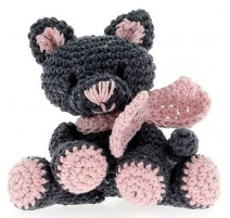 Kit Amigurumi Chaton Kyra - Hoooked
