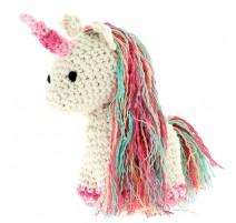Kit crochet Amigurumi Licorne Nora - Hoooked