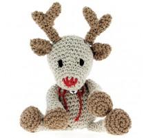 Kit crochet Amigurumi Renne Rue - Hoooked