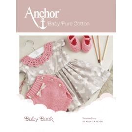 Baby Book Anchor Baby Pure Cotton