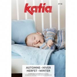 Catalogue Katia Layette Nº 90 - 2019 - 2020