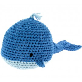 Kit crochet Amigurumi Baleine Pepper - Hoooked