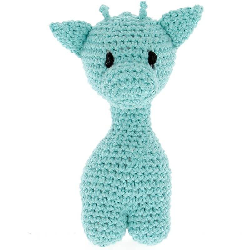 Kit Amigurum Girafa Ziggy - Hoooked