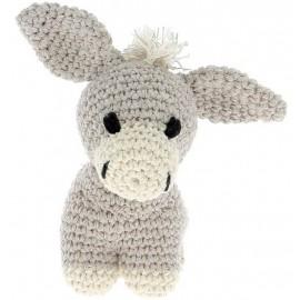 Kit crochet Amigurumi âne Joe - Hoooked