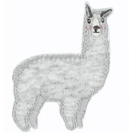 Aplicación Termoadhesiva Llama