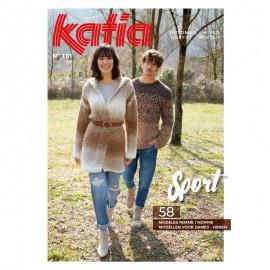 Catalogue Katia Sport Nº 101 - 2019 - 2020