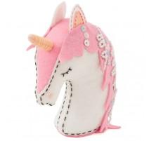 Coussin à Épingles de Glitter Unicorns