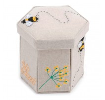 Kit de Couture Nid d'abeille - Applique Bee