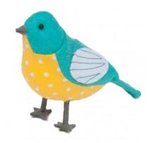 Coussin à épingles - Bird