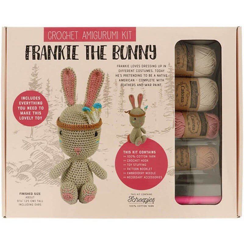 Tutoriel PDF en FRANCAIS/ANGLAIS lapin Liberty au crochet | Etsy | 458x458