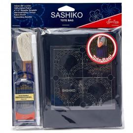 Kit pour sac Sashiko de Sew Easy