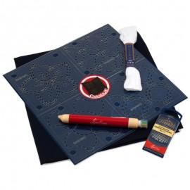 Kit pour débutant de broderie Sashiko de Sew Easy