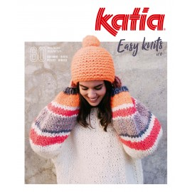 Revista Katia Easy Knits N 8 - 2019 - 2020