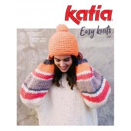 Catalogue Katia Easy Knits Nº 8 - 2019 - 2020