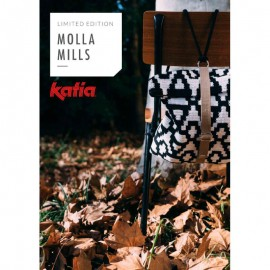 Catalogue Katia Premium Designers Nº 1 Spéciale Molla Mills - 2019 - 2020 - Edition Limitée