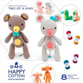 Patron DMC Happy Cotton 3 - Parejas