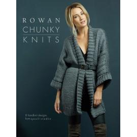 Revista Rowan Chunky Knits - Quail Studio