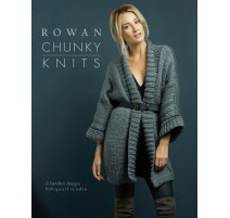 Catalogue Rowan Chunky Knits - Quail Studio