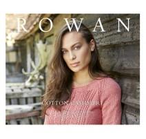 Catalogue Rowan Coton Cashmere - Par Sarah Hatton