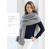 Catalogue Rowan Classic Essential Knits - Quail Studio