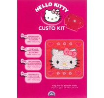 Custo Kit Hello Kitty - Kitty con Corazones