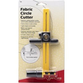 Compas Circular con Cutter para Tela - Sew Easy