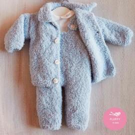 Catalogue DMC Nº 6 Tricot Baby Knitting Yarn Collection - 2017