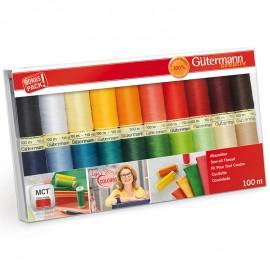 Set de 20 Hilos Coselotodo Duge s Colours - Gutermann