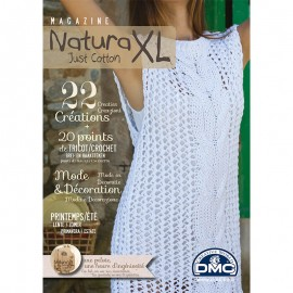 Catalogue DMC Natura XL Just Cotton Moda y Decoración - 2015