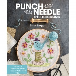 Punch Needle - Spécial...