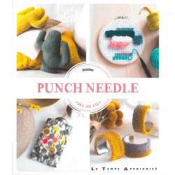 Punch Needle. Jeu de Fil