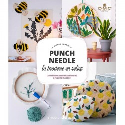 Punch Needle - la Broderie...