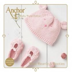 Kit de Crochet - Bonnet et...