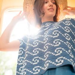 Kit Crochet Poncho Like a...