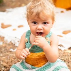 Kit Crochet Barboteuse Baby...