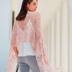 Kit Crochet Chal Boulevard...