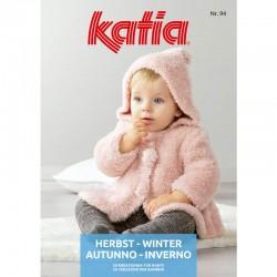 Catalogue Katia Bébé  Nº 94...