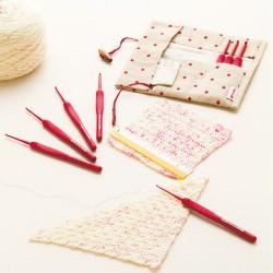 Set de Crochets Red...