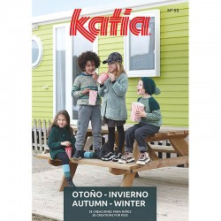 Catalogue Katia Enfants Nº...