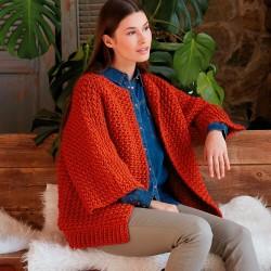 Kit Crochet Karaoke Gilet-...