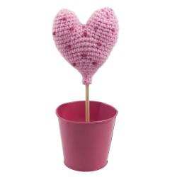 Kit de crochet - Coeur