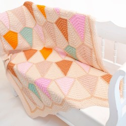 Kit de Crochet Couverture...