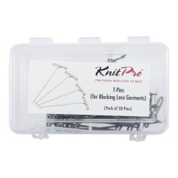 T-Pins de Blocage KnitPro...