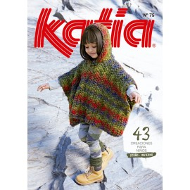 Catalogue Katia Enfants Nº 75