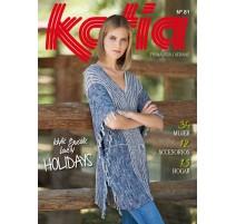 Catalogue Katia Femme Holidays Nº 81