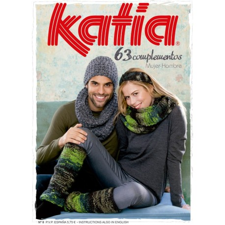 Revista Katia Mujer Nº 8 Complementos
