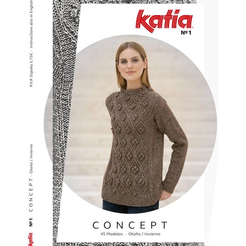 Revista Katia Mujer Nº 1 Concept