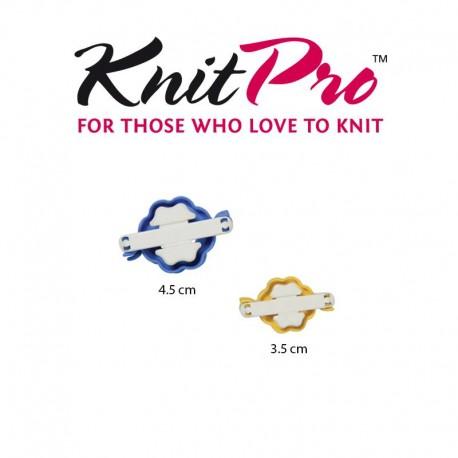Moldes para hacer pompones 3.5 - 4.5 cm  Nirvana KnitPro